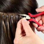 Hair EXTENSION REMOVAL at mitra salon